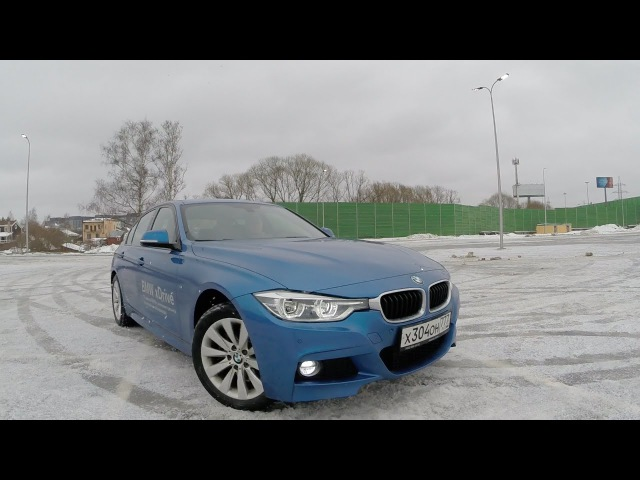 Test drive BMW 320d 2015 Xdrive F30 (190HP 400 Nm)