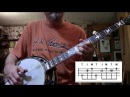 Banjo Lesson: Up The Neck on Cumberland Gap