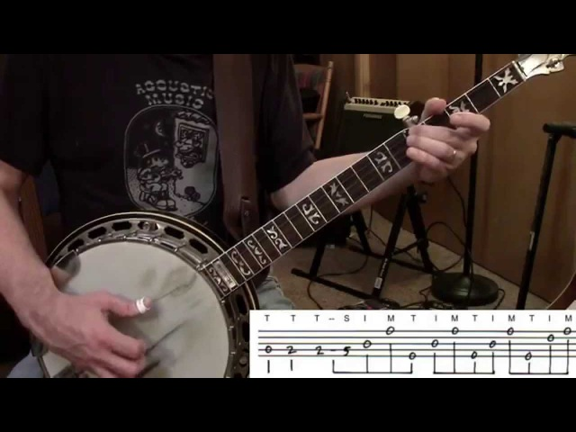 Banjo Instruction: