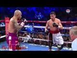 Miguel Cotto vs Sergio Martinez Best Highlights