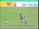 Gol de Maradona contra Inglaterra '86