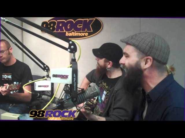 Times of Grace – Willing (Acoustic Live On 98 Rock Baltimore)