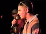 NECRO &amp ILL BILL Live Show in NYC 1992 (Under Acme Club in Manhattan)