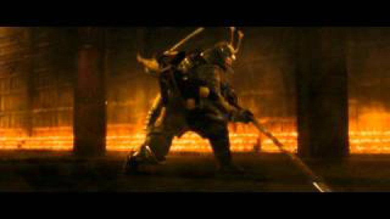 Sucker Punch - Samurai Fight Scene [HD]