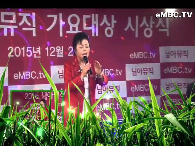 가수권문자 작곡가김민성 2015님아뮤직가요대상식 축하공연 인생여정 깜짜48