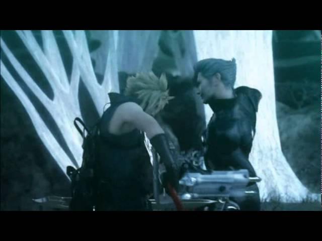 Final Fantasy Advent Children Cloud's Fight Scenes 03