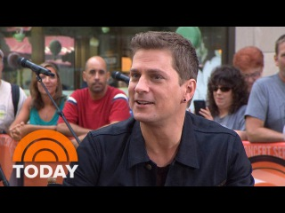 Rob Thomas Jokes: My Hair Is The Secret Of My Success | TODAY