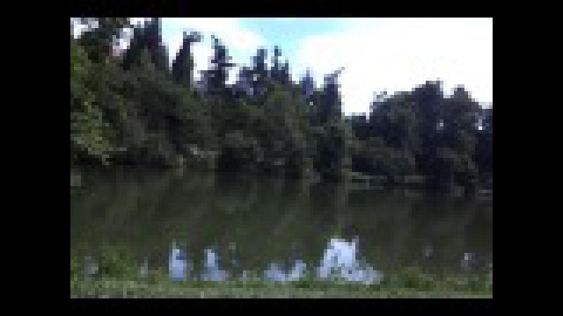 Парк и замок Пругонице в Чехии ч. 3