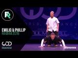 Emilio Dosal & Phillip Chbeeb | World of Dance Hawaii | January 23rd, 2016 | #WODHI16