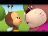 Друзья - Приключения медвежат - Принц Лягушонок