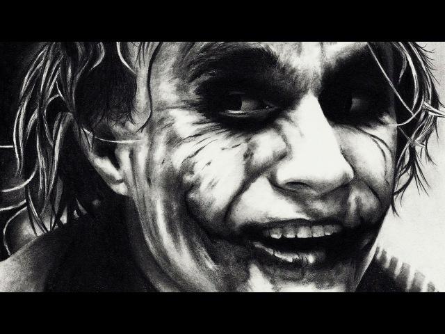 Tribute to Heath Ledger as 'Joker' | Sweet Dreams by Marilyn Manson | LA Productions