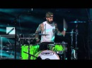 Linkin Park feat. Travis Barker - Bleed It Out @ Concert for the Philippines - 11.01.2014