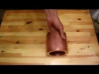 Fervore - Бросание магнита в медь
