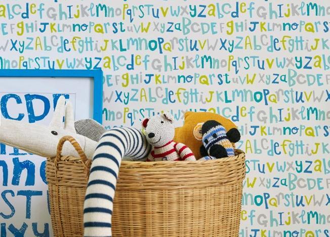 #scion  #lestores Новая коллекция обоев для детской Scion