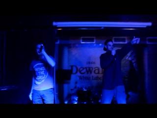 Дис Мо,Pasha Skill - Замкнутый круг (live видео)
