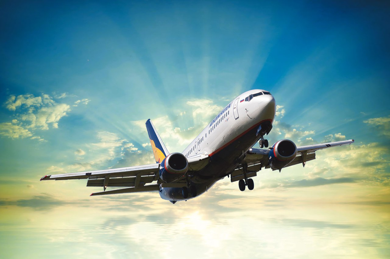 Поздравления авиакомпании 11