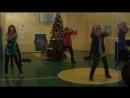 Школьный Новый год.Олька -Псай