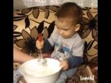 малюк готується на МастерШеф)