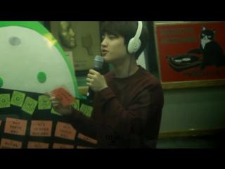 [FANCAM] 150503 KBS Cool FM's K-POP Planet @ D.O focus