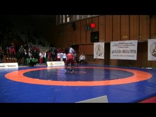 Artur Shahinyan (ARM) vs Mohamed Ahmed (EGY)