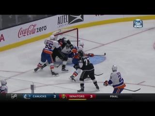 Islanders at kings game highlights 11/12/15
