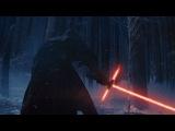 Зорян вйни Пробудження сили. Офцйний укранський тизер-трейлер (2015) HD