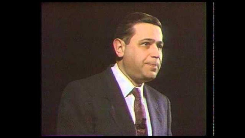 Е. Петросян - монолог Речь сенатора (1989)