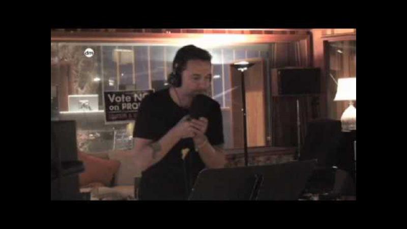 Depeche Mode - In The Studio (2008) - Web Clip 4