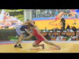 Дмитриев 2016 Финал 66 кг_Марат Дедегкаев (Россия) vs Ильяс Жумай (Казахстан)