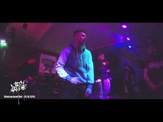 DIRTY SANCHEZ - live at