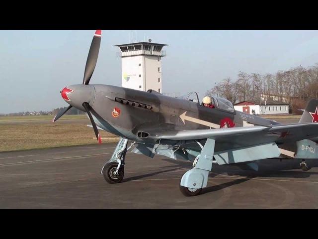 Yakovlev Yak-3 D-FYGJ HD1080