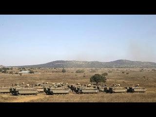 Израильские ВВС нанесли удары по 14 военным целям в Сирии в ответ на ракетные обстрелы