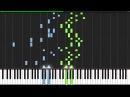 Main Theme - Fairy Tail Piano Tutorial Synthesia