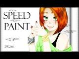 Thank`s for 300+ sub |Kristel Kirio RPC\OC|【SpeedPaint】