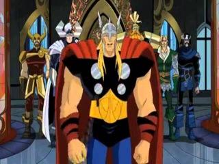 Обзор на мультсериал мстители могучие герои земли