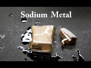 A short video about Elemental Sodium