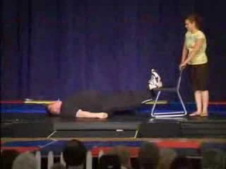 Re: Dennis Keith - Magician - America's Got Talent 2008