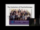 Scott Miller PhD The Evolution of Psychotherapy An Oxymoron