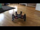 PhantomX running using AX 18A Robotis servos