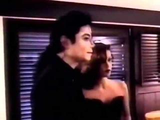 Michael Jackson & Lisa Marie Wedding