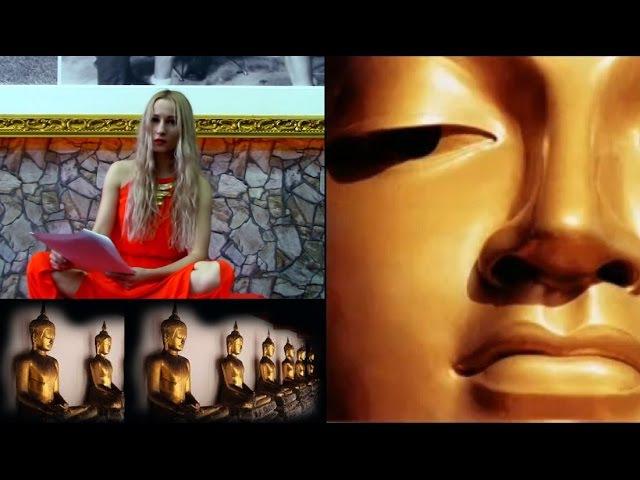 «Сатипаттхана-сутта» (видеокнига - читает Мила Маркова)