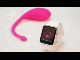 First Sex Toy Controlled By Apple Watch
