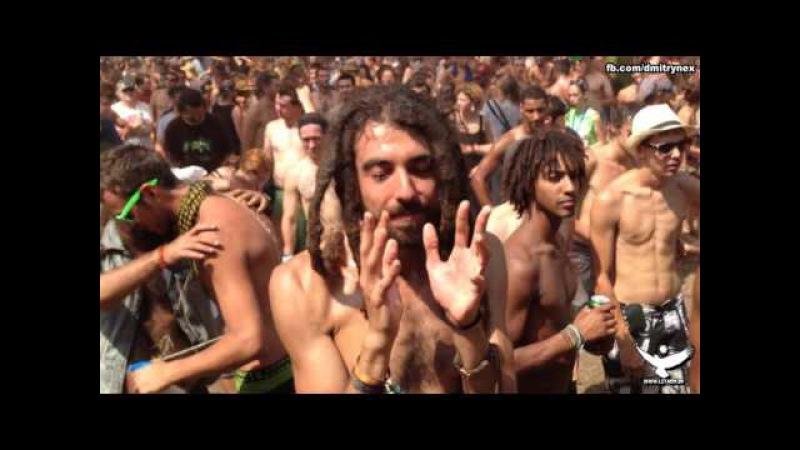 OZORA Festival 2015 unofficial video Dmitry Nex Ru