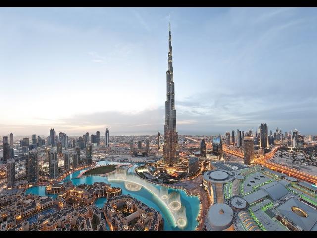 Incredible Dubai
