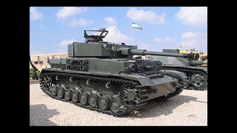 Т 4 PzKpfw IV История создания немецких танков