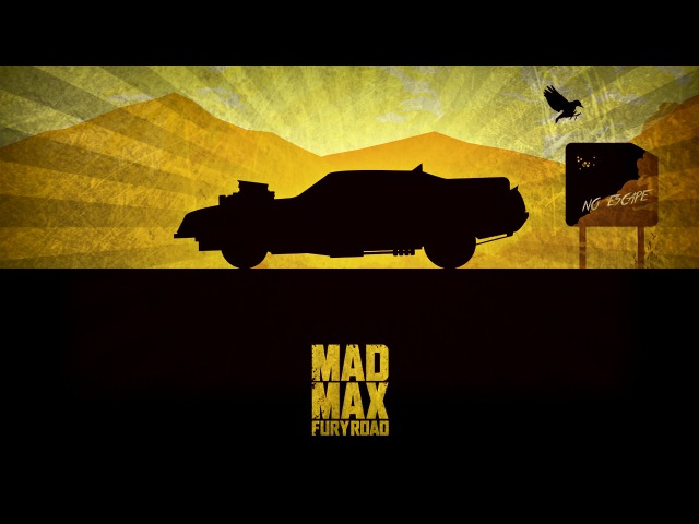 Junkie XL - All Guitar Flamethrower Guy Mad Max Fury Road OST Music Mix