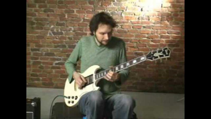 Paul Gilbert - The Echo Song