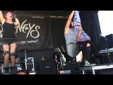 Icon For Hire - All I Do Is Win (DJ Khaled) - Vans Warped Tour - San Diego, CA 8515