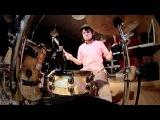 Уроки на ударных в Drumschool Макс Корж - Где я (drum cover)