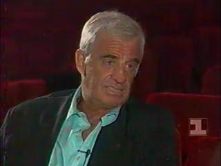 Кинозвезда (1-й канал Останкино, 1994) Жан-Поль Бельмондо